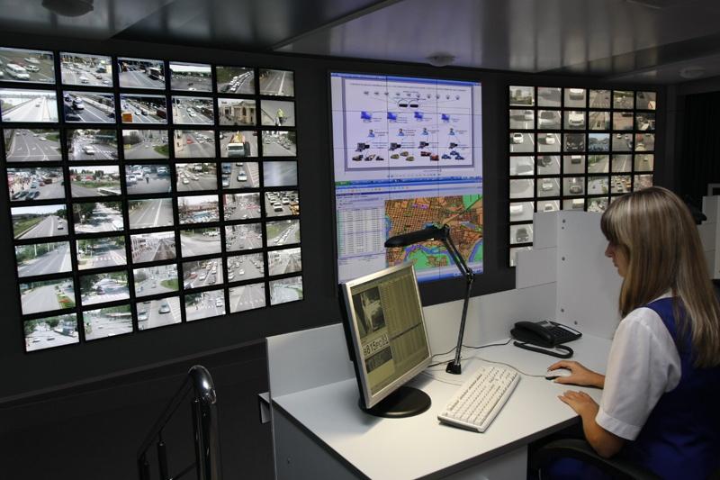 Городская программа видеонаблюдения