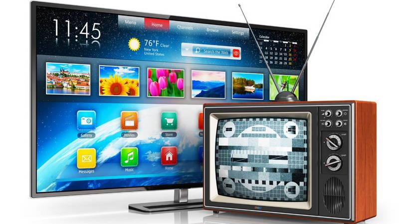 Цифровое телевидение или аналоговое