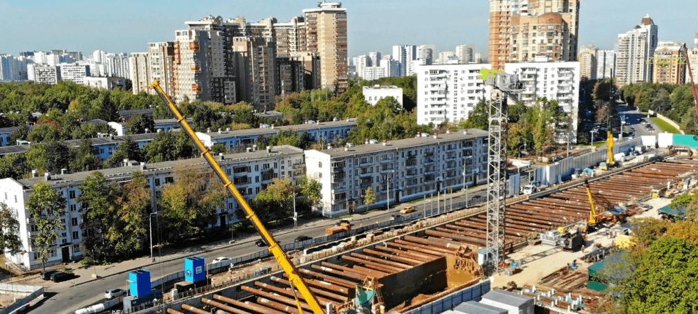 Будущий дизайн станции метро Проспект Вернадского (БКЛ)